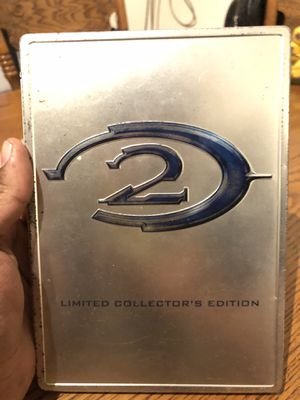 Halo 2 Limited Collectors Edition for Sale in Phillips Ranch, CA