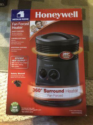 Honeywell fan forced heater for Sale in Houston, TX