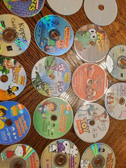 Kids DVDs for Sale in Durham,  NC
