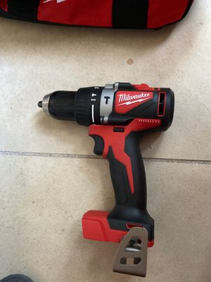 Hammer drill cordless brushless Milwaukee for Sale in Largo, FL