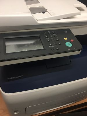 Xerox printer scanner for Sale in Albuquerque, NM