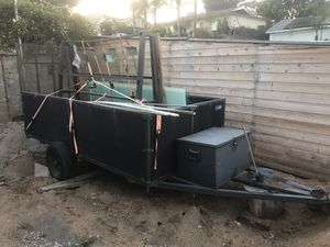 Utility Trailer 5x10 for Sale in Harbison Canyon, CA