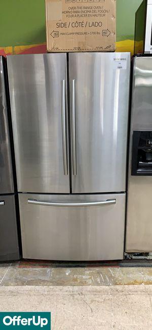 Samsung Refrigerator Fridge French Door 3-Door Delivery Available #780 for Sale in Melbourne, FL