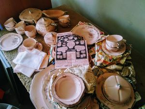 Limoges China - 1944 - Over 50 Pieces! for Sale in Las Vegas, NV