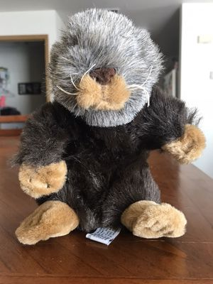 """UNIPAK Otter Plush Stuffed Animal Beaver Brown 7"""" for Sale in Murray, UT"""