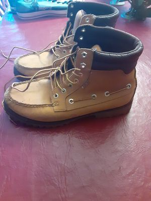 Timberland work boots 2 months old for Sale in Palos Verdes Estates, CA