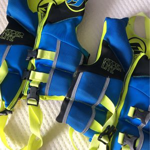 Kids Life jackets for Pool & Ocean for Sale in Glendale, CA