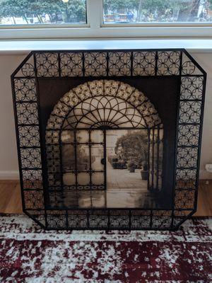Metal Framed Garden View Wall Art for Sale in Washington, DC