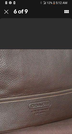 Soft Leather Coach Handbag for Sale in San Diego, CA