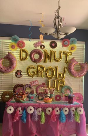 Donut party for Sale in Corona, CA