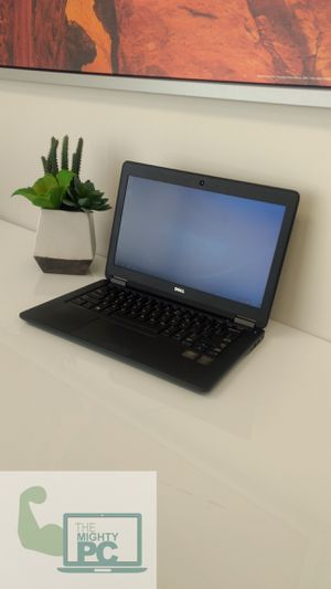 Dell e7250 Help you increasing productivities. looks great and has a comfortable keyboard. for Sale in Chandler, AZ