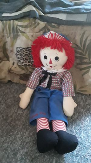 3ft Raggedy Andy Doll for Sale in Cleveland, OH