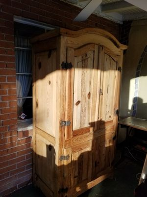 Spanish armoire for Sale in Phoenix, AZ