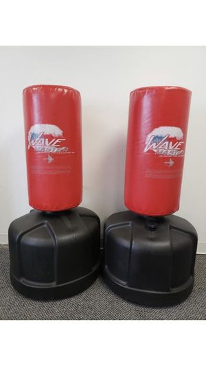 The original portable training bag/ punching bag for Sale in Randallstown, MD