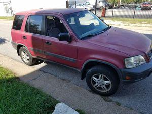 98 Honda crv for Sale in St. Louis, MO