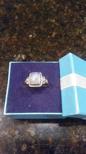 BRAND NEW 3 carat Rainbow Moonstone ring for Sale in Marietta, GA