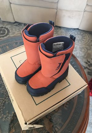 LL Bean snow boots (kids size 10) Brand new for Sale in Alexandria, VA