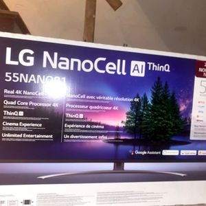 """LG Nano 55"""" for Sale in Detroit, MI"""