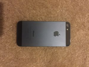 Very gently used IPHONE 5 (27 Gb) for Sale in Henderson, NV