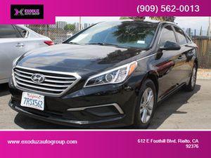 2016 Hyundai Sonata for Sale in Rialto, CA