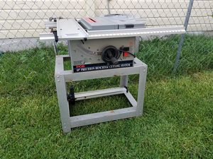 Table Saw for sale! for Sale in Dallas, TX
