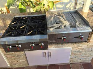 Serv-ware brand/outdoor kitchen for Sale in Hialeah, FL