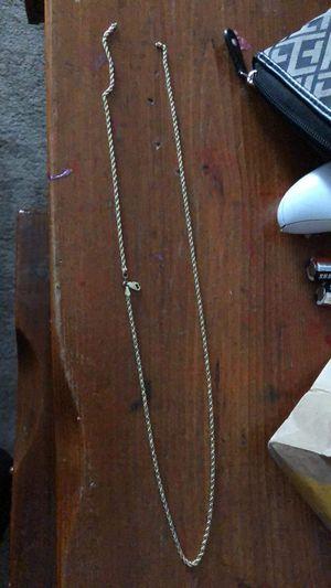 10k broken gold chain for Sale in Fresno, CA