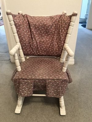 Kid/Doll Rocking Chair for Sale in Wesley Chapel, FL