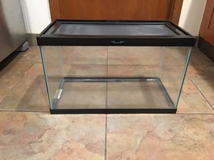10-gallon reptile tank for Sale in Vancouver, WA