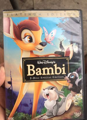 Bambi Platinum Edition for Sale in Los Angeles, CA