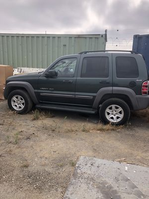 Jeep liberty for parts for Sale in Hayward, CA