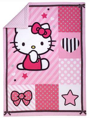 Toddler Bedding Set New Hello Kitty for Sale in Santa Fe Springs, CA