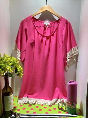 Small hot pink umgee dress for Sale in Noxapater, MS