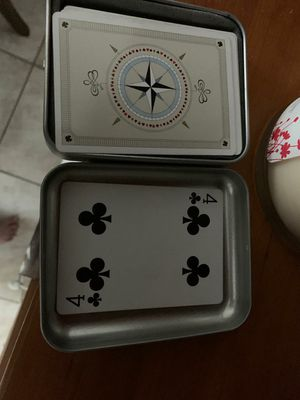 Nautical playing cards for Sale in Coral Gables, FL