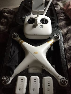 DJI phantom PRO 3 drone for Sale in Harrisonburg, VA