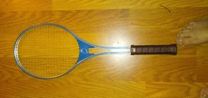 """Vintage 1970 AMF Head MASTER ALUMINUM Tennis Racket STRUNG 4-1/4"""" for Sale in Wake Forest, NC"""