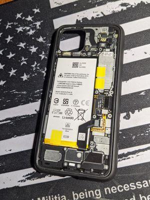 Dbrand Grip case for Pixel 4 for Sale in Jonesboro, AR