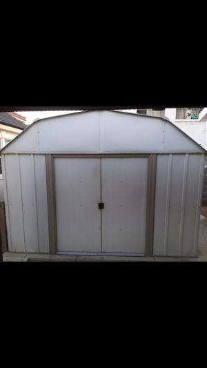 Storage Shed for Sale in Monterey Park, CA