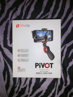Mobile video grip for smart phone, GoPro, or compact camera for Sale in Charlotte, NC