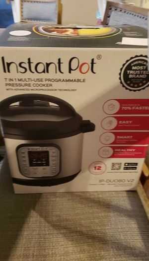 Instant Pot DUO80 8 Qt 7-in-1 Multi- Use for Sale in North Las Vegas, NV