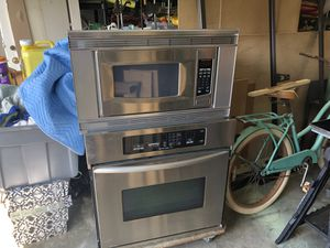 "Kitchenaid 30"" Stainless Steel Wall Oven and Microwave for Sale in Sebastian, FL"