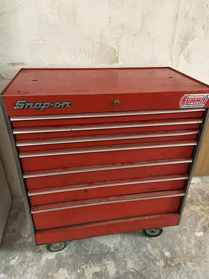 Snap on tool chest great condition for Sale in Tilden, TX