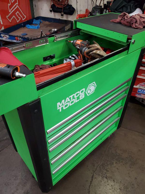Mac Tool Box Used For Saleyellowhack