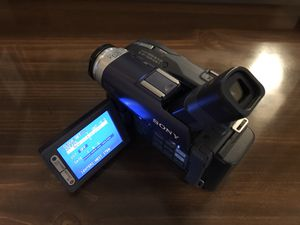 Sony Handycam DVD101 for Sale in Culpeper, VA