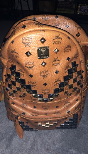 MCM BACKPACK (WORN) for Sale in San Jose, CA