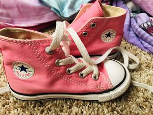 Converse , toddler shoes , kids shoes , shoes ,kids clothes for Sale in Whittier, CA