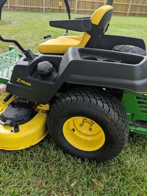 John Deere Zero turn mower for Sale in New Waverly, TX