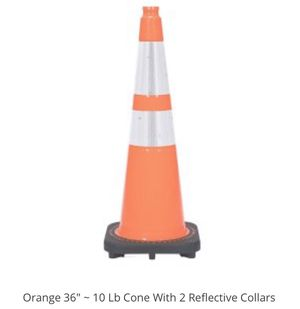 Traffic Cones for Sale in Paramount, CA