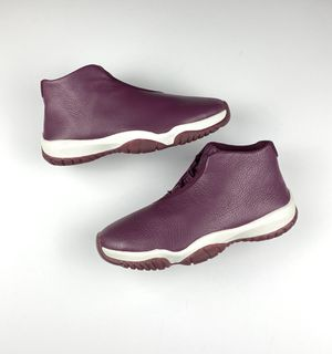 NIKE Women's Air Jordan Future Bordeaux Phantom Sneaker size 10 for Sale in San Diego, CA