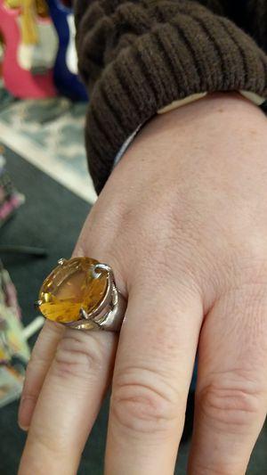 Tibertan silver fun ring for Sale in Leesburg, VA